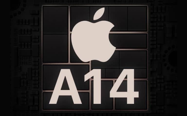 iPhone 12 soc A14