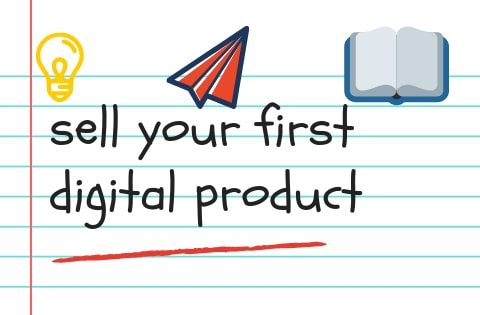 how to sell a digital product