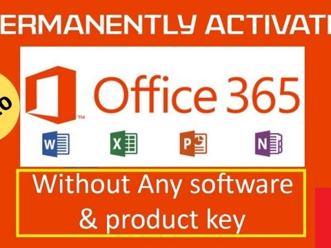 How to Activate Office 365 liftime