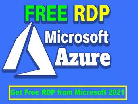 How To Make fee RDP