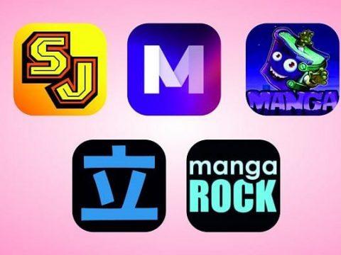 The Best Manga Apps 2021