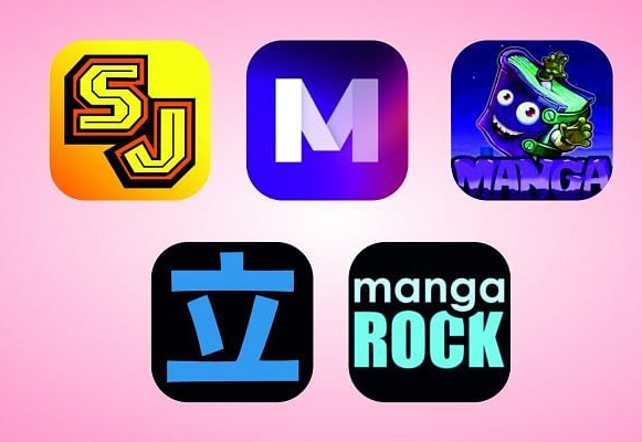 The Best Manga Apps