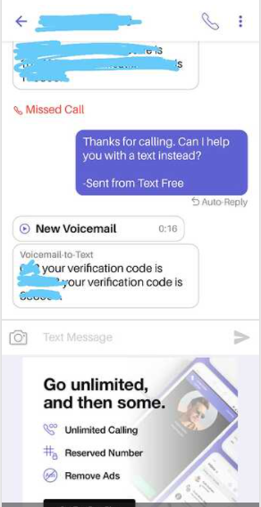 Whatsapp account with a virtual number 2021