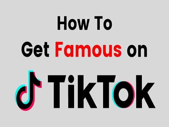 Become famous on TikTok get tik tok followers for free