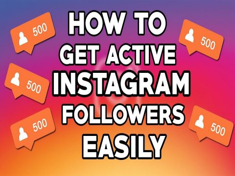 how to get active Instagram followers