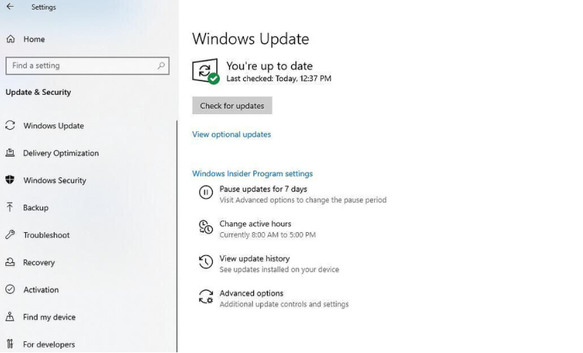 upgrade to Windows 11 from an old version.
